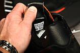 Мужские кроссовки в стиле Adidas ZX 500 RM (black), адидас зх 500 (Реплика ААА), фото 7