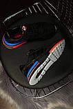Мужские кроссовки в стиле Adidas ZX 500 RM (black), адидас зх 500 (Реплика ААА), фото 3