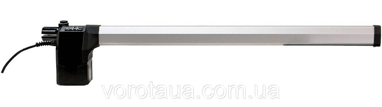 Комплект итальянской автоматики для распашных ворот FAAC 412