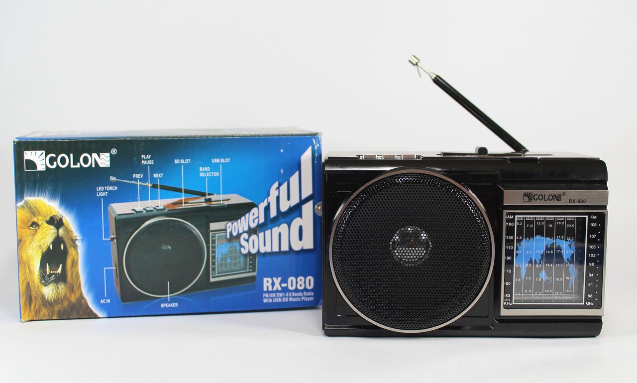 Радио RX 080 (40) в уп. 40шт.
