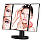 Зеркало 3в1 с подсветкой для макияжа Light magnifying mirror, фото 2