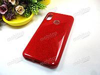 Чехол SMX Fashion Xiaomi Mi A2 Lite / Redmi 6 Pro (красный)