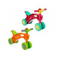 Детский толокар Ролоцикл, арт.3824