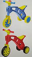 Детский толокар ролоцикл, арт.3831