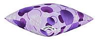 Подушка антиаллергенная для сна 60х60 (поликоттон/холлофайбер) тм УЮТ