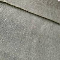 Лён светлый оливковый, ширина 150 см, фото 1
