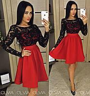 a134dc7a207 Гипюровое платье с пышной юбкой в России. По рейтингу  Дешевые · Дорогие ·  Летнее платье с кружевом