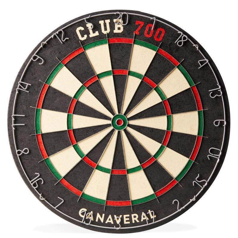 Дартс профессиональный Club 700 Canaveral -  45 см.