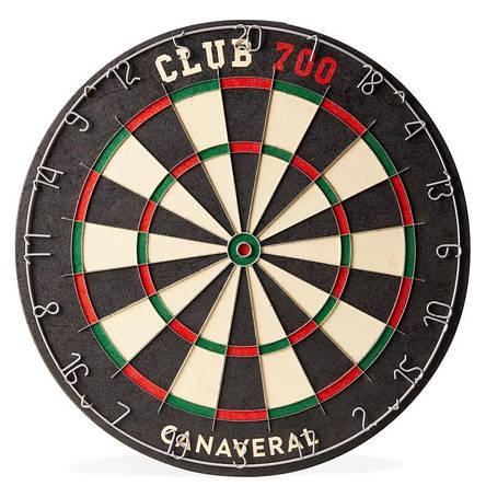 Дартс профессиональный Club 700 Canaveral -  45 см., фото 2