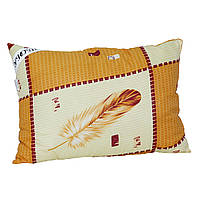 Подушка антиаллергенная для сна 40х60 (поликоттон/холлофайбер) тм УЮТ