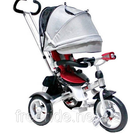 Детский трехколесный велосипед-трансформер Crosser T-503 AIR, фото 2