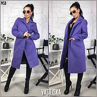 Пальто женское стильное кашемировое пальто миди свободного кроя разные  цвета Gmv893 ef1d805db069d