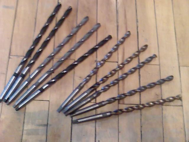 Сверла к/х 12 мм удлиненная серия ГОСТ 2092-77 (L255 раб.175), фото 1
