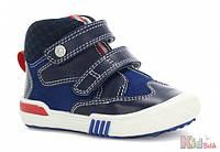 Ботинки на деми сезон для маленького мальчика (23 размер) Bartek 5904699554095