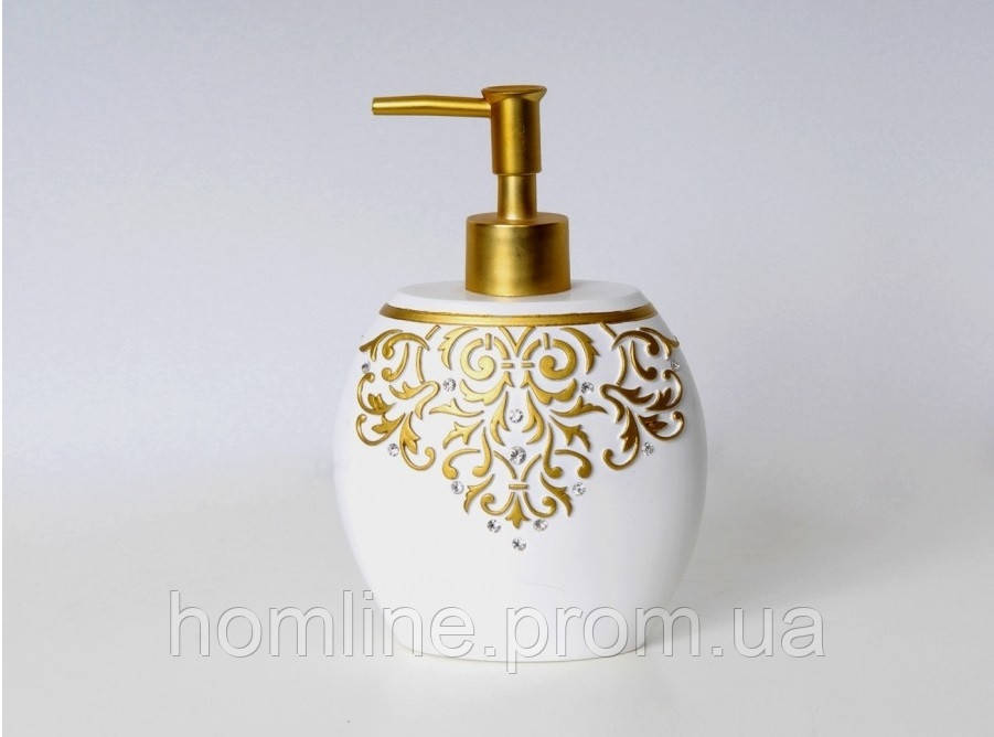 Дозатор для мыла Irya Flossy beyaz белый