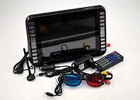 """Автомобильный телевизор с T2 и DVD DVD-LS919T (10,2"""") телевизор со встроенным DVD-плеером в машину"""