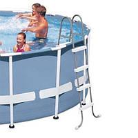 Сходи для басейну 122 см 4 сходинки