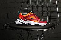 Мужские весенние кроссовки в стиле Nike M2K Tekno mahogany mink-black, (Реплика ААА)