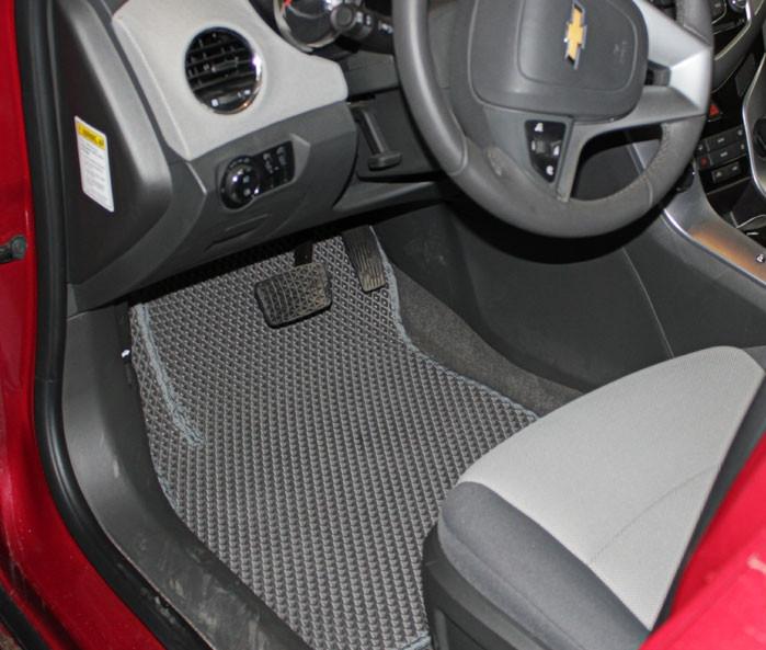 """Автоковрики ЭВА от ТМ """"EvaKovrik"""" для Chevrolet Cruze"""