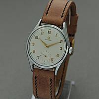 Омега Omega Ω266 винтажные швейцарские часы 1954-1955 год