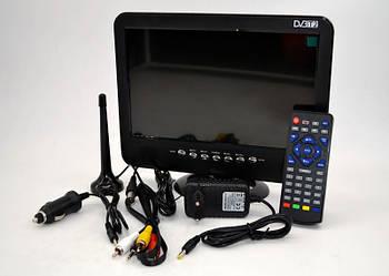 """Телевізор з тюнером T2 LS912T (10,2"""") в машину портативний телевізор на кухню"""