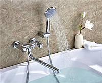 Смеситель для ванны SANTEP 18645 c длинным изливом, фото 1