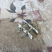 Перегородка для конфет / 120х120х30 мм / 9 ячеек / Маленьк / печать-Весна / лк / цв, фото 1