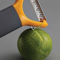 Нож для чистки жульен / цедра Joseph Joseph 10110