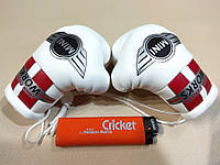 Подвеска (боксерские перчатки) MINI WHITE