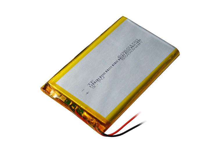 Аккумулятор литий-полимерный 3,7V 5000mAh