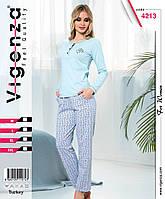 Пижама для женщин штаны и кофта