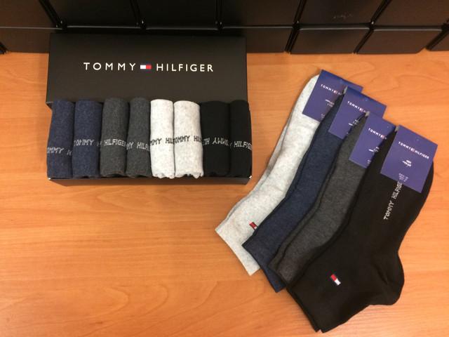 Носки мужские, Tommy Hilfiger, шкарпетки, носочки, набор, пара. Tommy Hilfiger