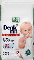 Порошок для стирки детского белья Denk Mit Ultra Sensetive 1.215кг 18 стирок