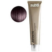 Ducastel Subtil Infinite - стойкая крем-краска для волос без аммиака 5-20 - светлый шатен перламутровый, 60 мл, фото 1