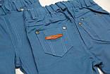 Шорты для мальчика детские 92 SmileTime для мальчика Classic Cotton, голубые, фото 2