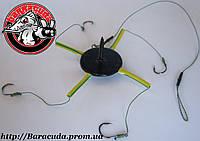 Макушатник Barracuda Паук