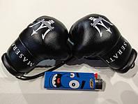 Підвіска (боксерські рукавички) MASERATI BLACK