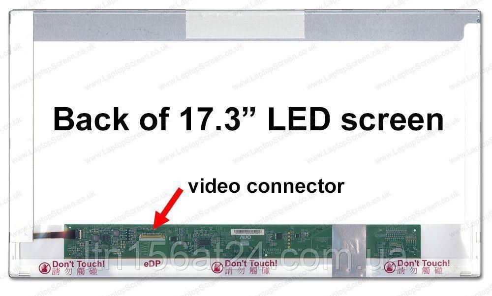 """Матрица 17.3"""" N173FGE-E23 оригинал! Edp led"""