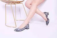 Туфли Seastar на удобном каблуке оригинальной расцветки
