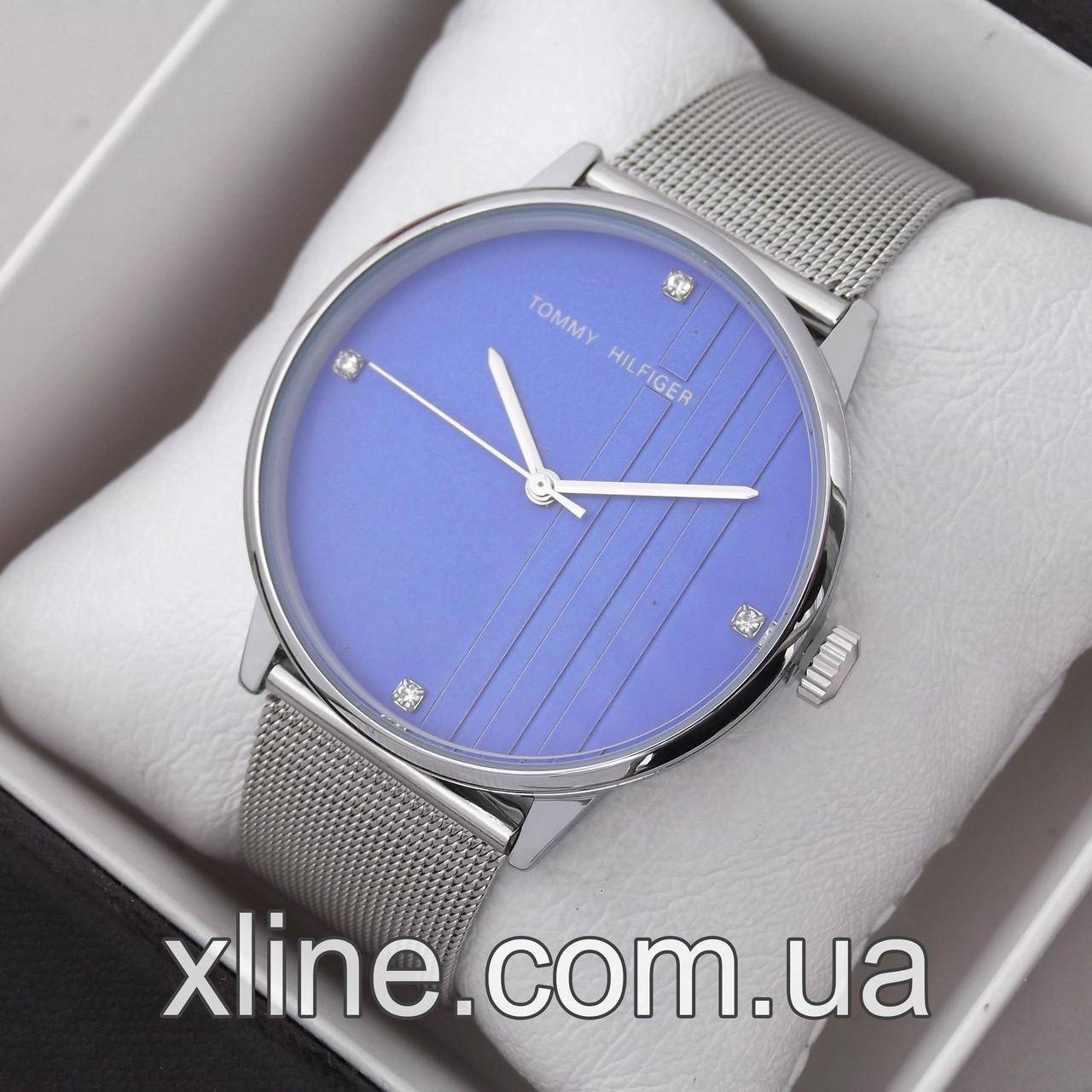 Женские наручные часы Tommy Hilfiger A21-1 на металлическом браслете
