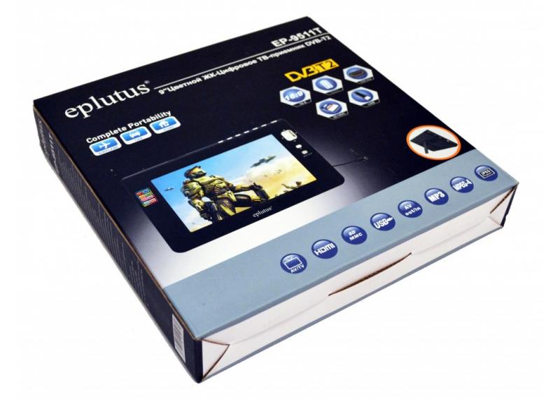 Eplutus EP-9511T DVB-T2