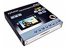 """Мультимедийный автомобильный телевизор 9"""" Eplutus EP-9511T DVB-T2 (TV / USB / SD) в машину портативный , фото 3"""