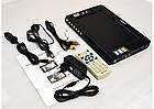 """Мультимедийный автомобильный телевизор 9"""" Eplutus EP-9511T DVB-T2 (TV / USB / SD) в машину портативный , фото 4"""