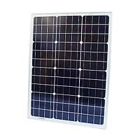 Cолнечная батарея (панель) AXIOMA energy AX-50M 50W 12V монокристаллическая