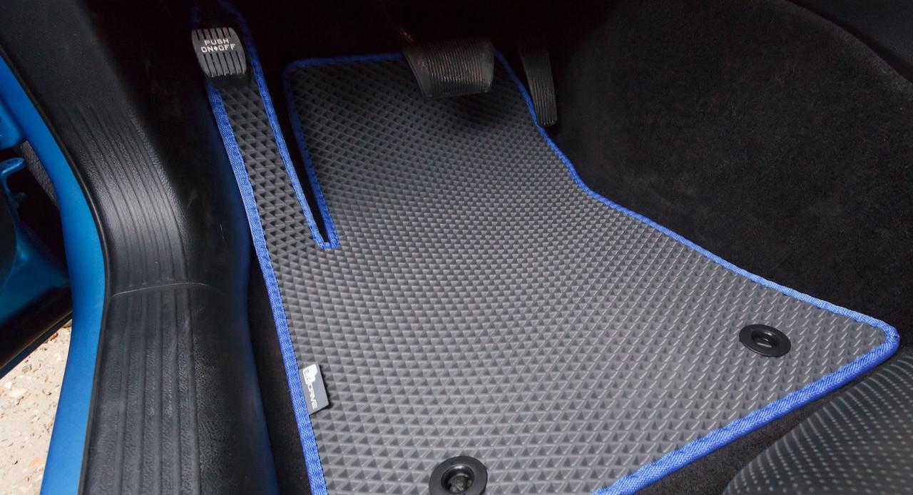 Автоковрики для Dodge Challenger II (2008->) eva коврики от ТМ EvaKovrik