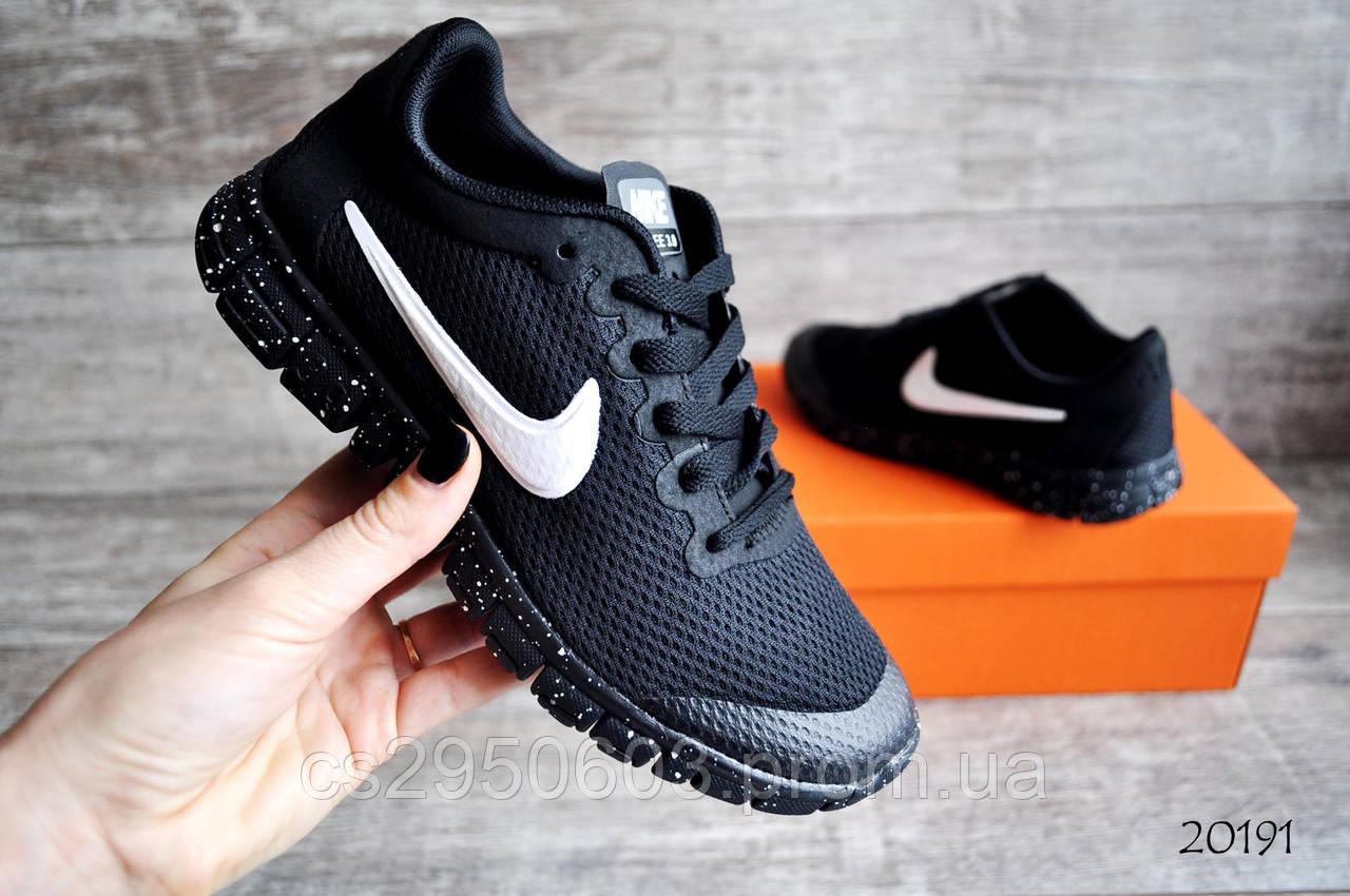 8c186190 Женские кроссовки для бега NIKE Free Run 3.0 - Интернет магазин