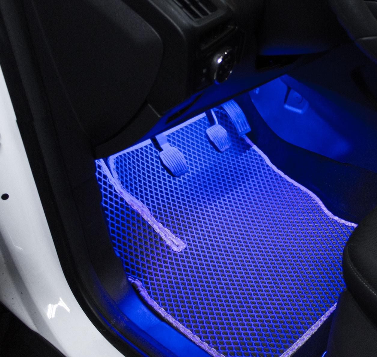 Автоковрики для Ford Focus III (2011->) eva коврики от ТМ EvaKovrik