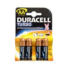 Батарейкa DURACELL AA LR06/MN1500