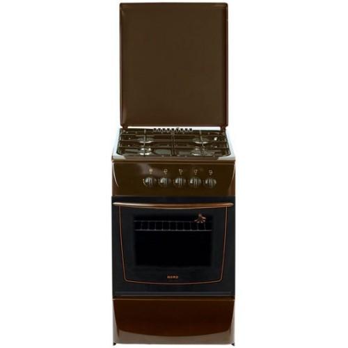 Газова плита GRETA 1470-16 АА коричнева