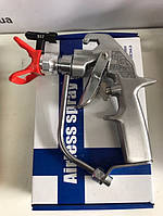 Пистолет окрасочный безвоздушного распыления Graco, Wagner, Titan, Airless . Безвоздушная покраска